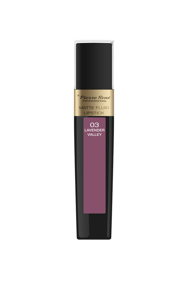Matte Fluid Lipstick No. 03 Lavender Valley