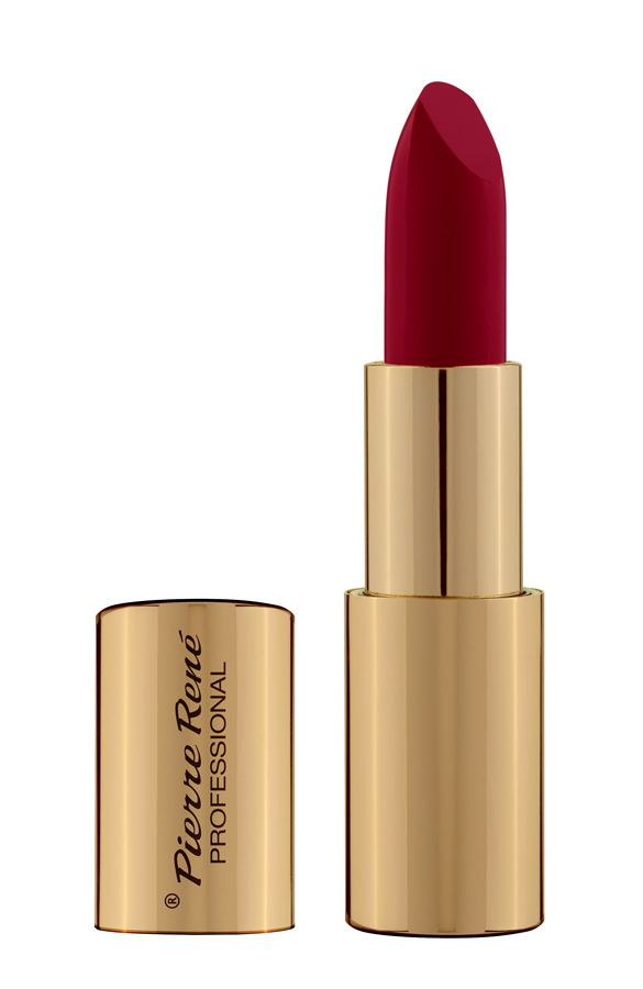 Royal Mat Lipstick No. 18 Aurora Red