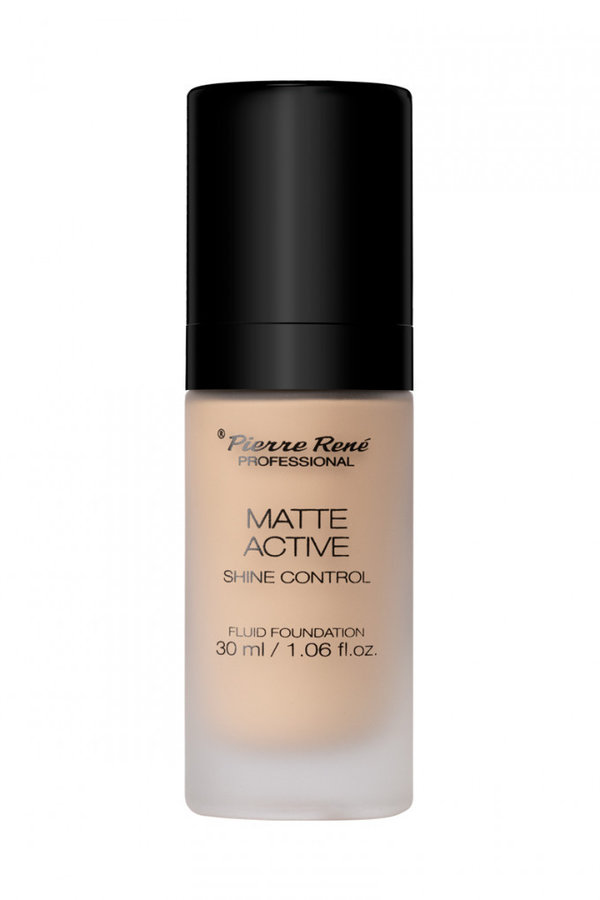 Matte Active Fluid Foundation - NEU- No. 06 Warm Ivory